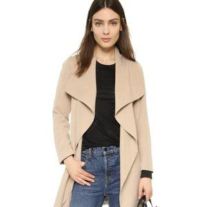 Cream Club Monaco Waterfall Trench